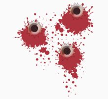 Bullet holes by Stock Image Folio