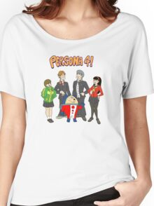 Persona 4 Scooby Doo Women's Relaxed Fit T-Shirt