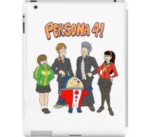 Persona 4 Scooby Doo iPad Case/Skin