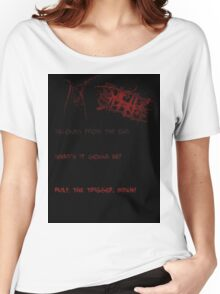 Suicide Silence - No pity for a coward tee Women's Relaxed Fit T-Shirt
