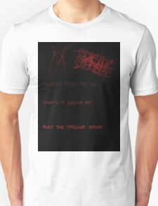 Suicide Silence - No pity for a coward tee Unisex T-Shirt