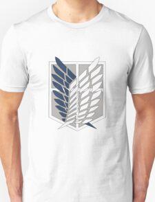 Wings Of Freedom [Shingeki No Kyojin] Unisex T-Shirt