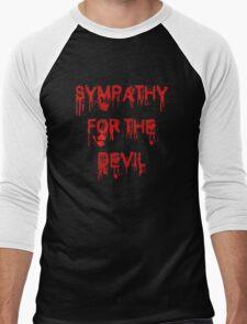 Sympathy for the Devil Men's Baseball ¾ T-Shirt