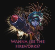 Tristana fireworks T-Shirt