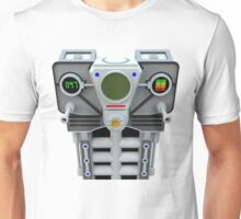 Take control robotic armour Unisex T-Shirt