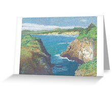 Yaquina Head, OR, 2010 Greeting Card