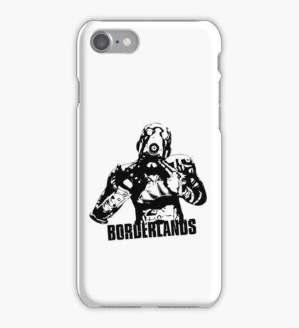 Psycho - Borderlands iPhone Case/Skin