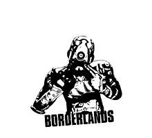 Psycho - Borderlands by katyar