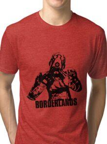Psycho - Borderlands Tri-blend T-Shirt