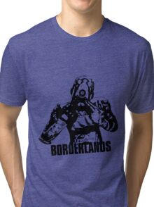 Psycho - Borderlands Tri-blend T-Shirt