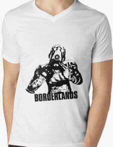 Psycho - Borderlands Mens V-Neck T-Shirt