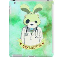 Noiz is a gay cyberpunk. iPad Case/Skin