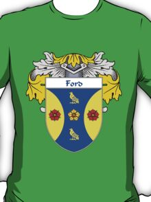 Ford Coat of Arms/Family Crest T-Shirt