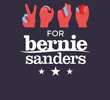 Vote Bernie - Deaf for Bernie Sanders (Sign Language) Fundraising Merchandise Unisex T-Shirt