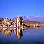 Mono Lake 3, California by Alex Cassels
