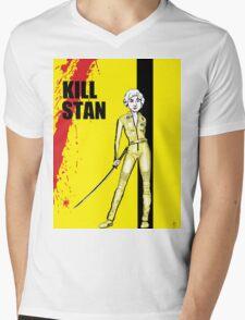Bea a Day Kill Stan Golden Girls Shirt Mens V-Neck T-Shirt