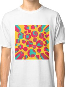 Psychedelic cheese Classic T-Shirt