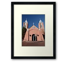 Felipe de Neri Parish Framed Print