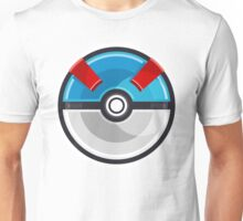 Pokemon Great Ball Unisex T-Shirt