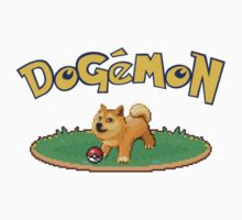 Dogemon Pokemon Doge by cocolima