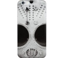Equipment #09 ... Whale World iPhone Case/Skin