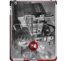 No farewell only endless goodbye iPad Case/Skin