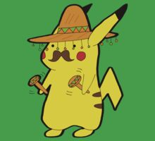 Fiesta Pikastache by anonfangirl