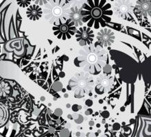 Floral_Flow Sticker