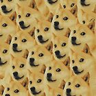 DOGE CREW smartphone cases by cocolima