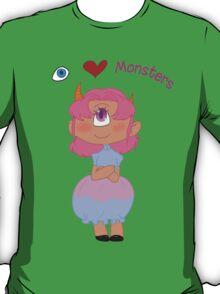Eye Heart Monsters T-Shirt