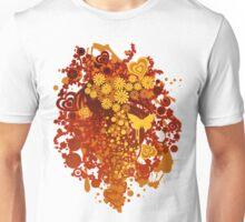 Floral_Flow Unisex T-Shirt