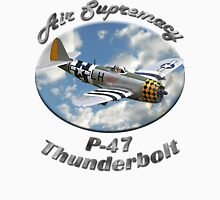 P-47 Thunderbolt Air Supremacy Unisex T-Shirt