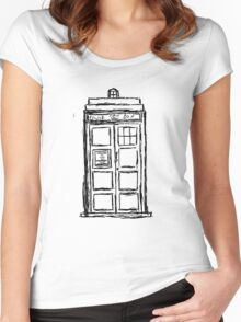 Doctor Women's Fitted Scoop T-Shirt