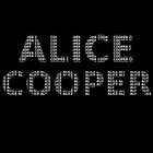 Alice Cooper (Typography) by UtherPendragon
