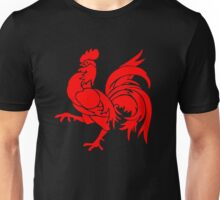 Rooster of Wallonia Unisex T-Shirt