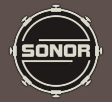 Sonor In Drum decoration Clothing & Stickers by goodmusic