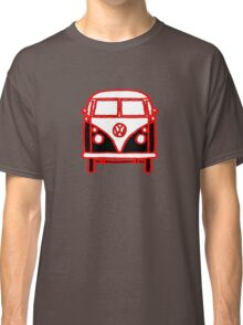 Graphic Splittie Campervan Classic T-Shirt