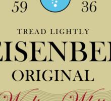 Heisenberg Home Brew Sticker