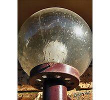 Light of An Idea! Photographic Print