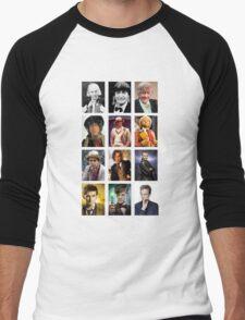 Doctor Men's Baseball ¾ T-Shirt