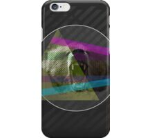 Geometric Bear iPhone Case/Skin