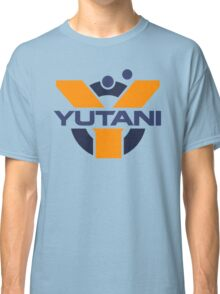 Yutani Corporation (pre Weyland takeover) Classic T-Shirt