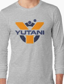 Yutani Corporation (pre Weyland takeover) Long Sleeve T-Shirt
