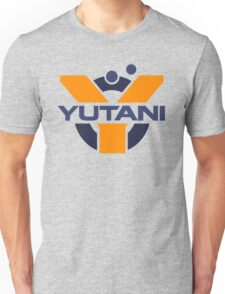 Yutani Corporation (pre Weyland takeover) Unisex T-Shirt