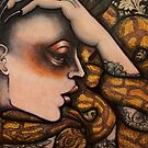 serpens portentum by Rosemary  Scott - Redrockit