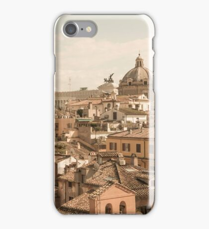 Rome - Italy iPhone Case/Skin