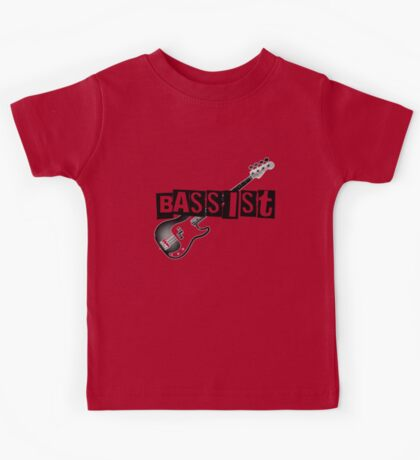 Bass is Best Kids Tee