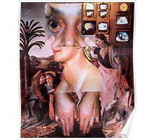 Renaissance Sphinx. Poster