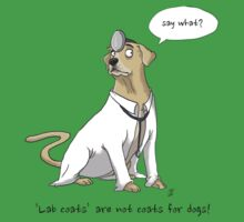 Lab Coats and Labradors Kids Clothes