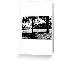 Virginia Trees Greeting Card